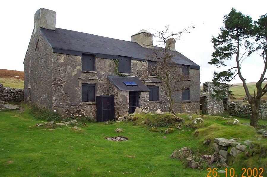 Ditsworthy warren house for The warren house